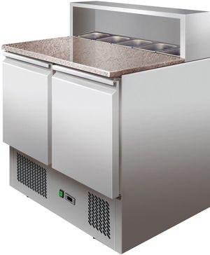 Banco refrigerato / Saladette