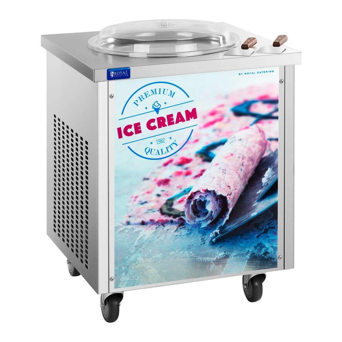 Macchina per gelato fritto