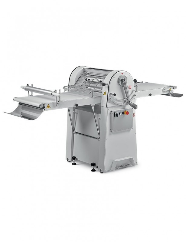 Sfogliatrice industriale manuale AFP/SFE50/120