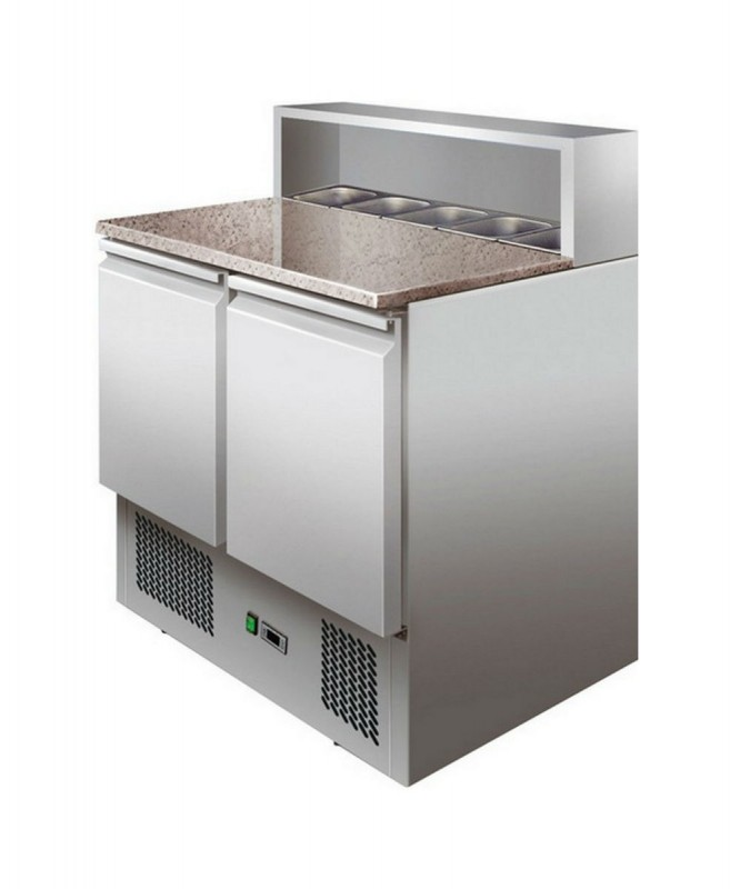 Banco frigo alimentare AFP/PS900