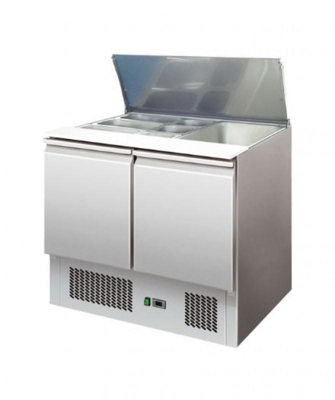 Saladette pizzeria refrigerata AFP/S900