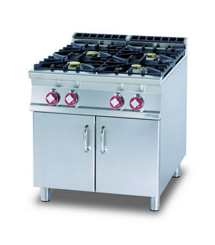 Cucina a gas professionale AFP/ PC-98G