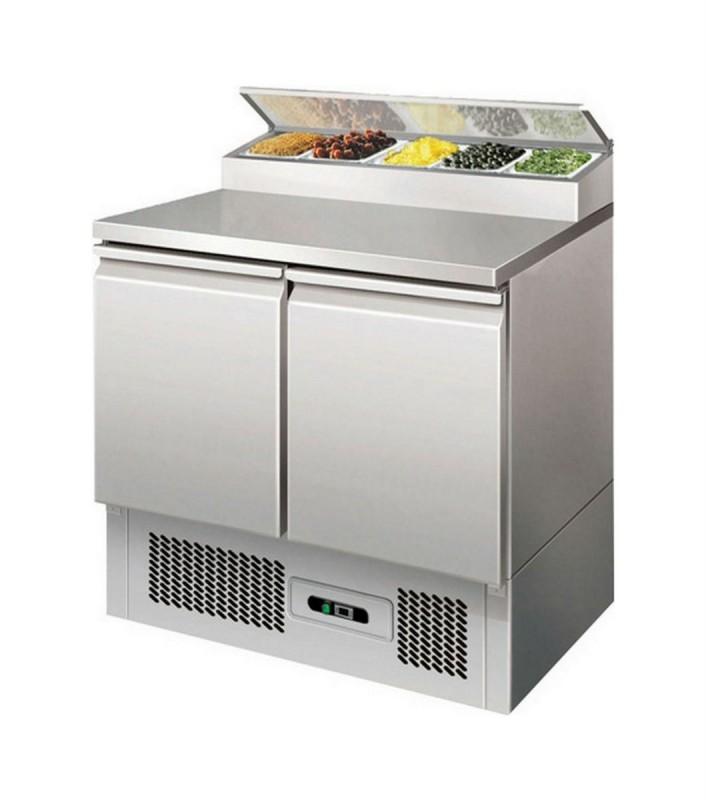 Banco frigo alimentare AFP/PS200