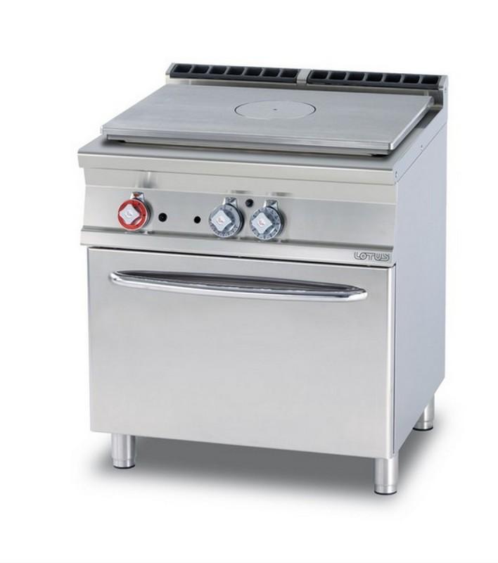 Cucina a gas professionale AFP/ TPF-78G