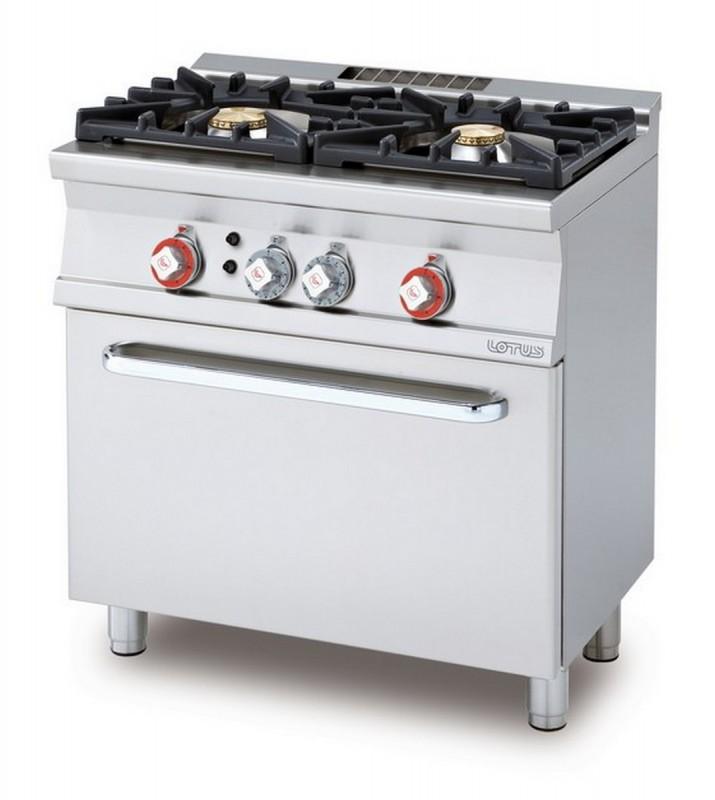 Cucina a gas professionale AFP/ CF2-58GE