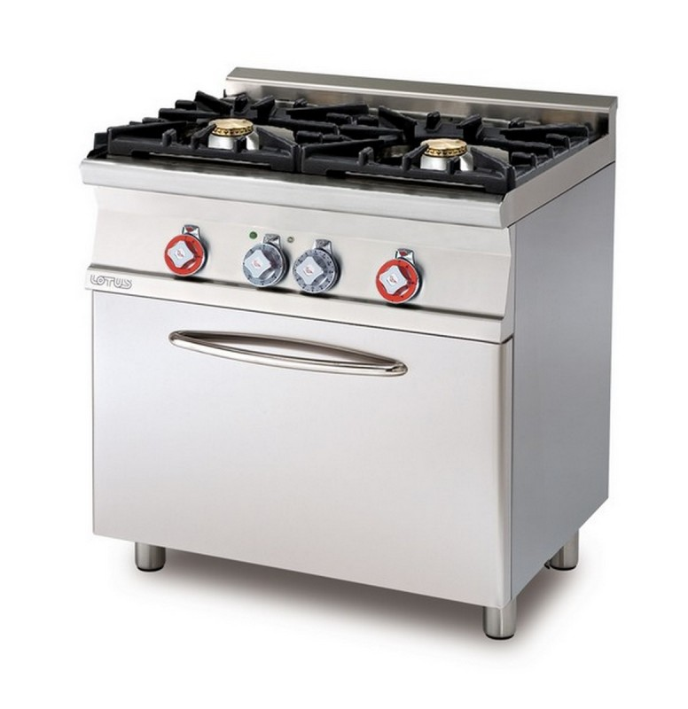 Cucina a gas professionale AFP/ CF2-68GEM