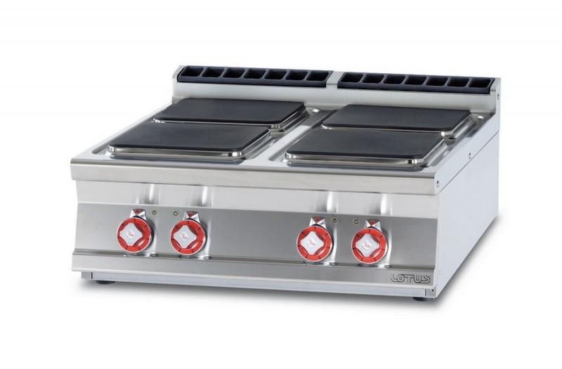 Fornelli elettrici professionali AFP/ PCQT-98ET