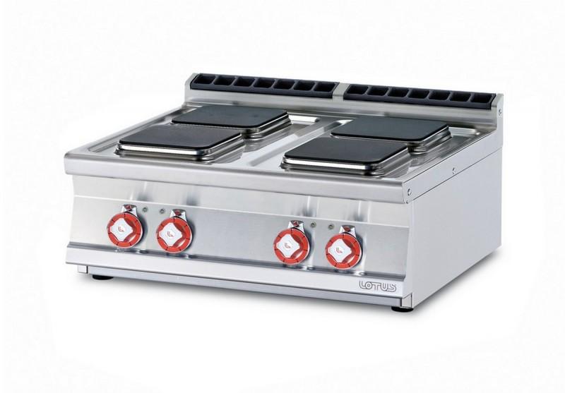 Fornelli elettrici professionali PCQT-78ET