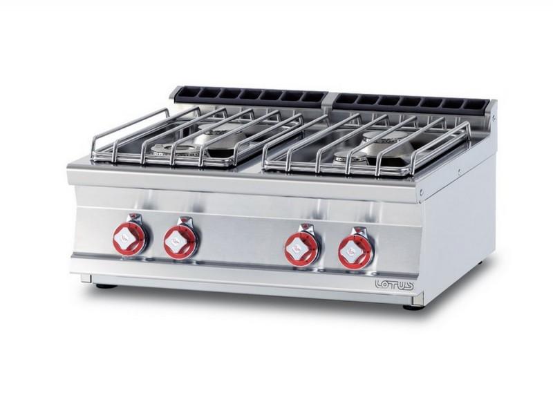 Cucina a gas professionale AFP/ PCT-78GP