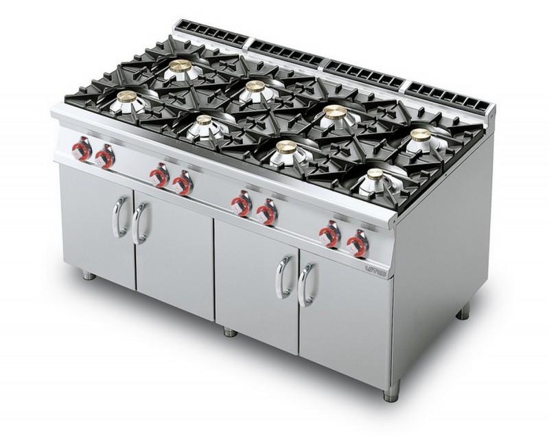 Cucina a gas professionale AFP/ PC-916G