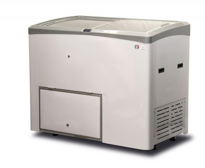 Congelatore a pozzetto professionale AFP/BMAX400RT