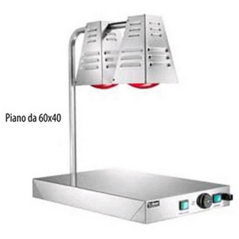 Lampada riscaldante per alimenti infrarossi AFP/PCI4717