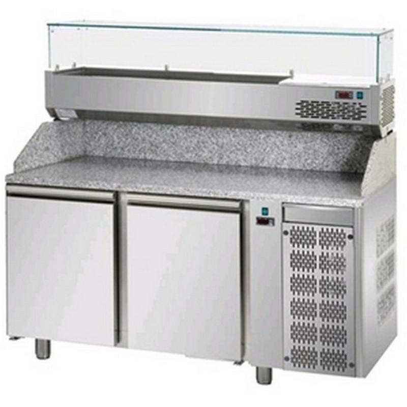 Banco frigo alimentare AFP/ PZ02EKOC1/VR4160VD