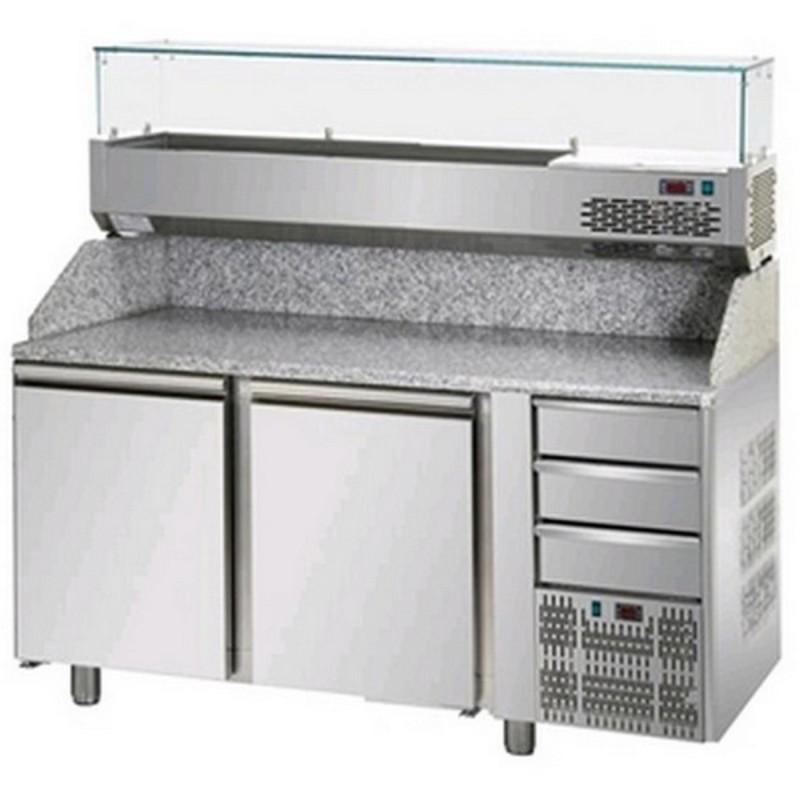 Banco frigo alimentare AFP/PZ02EKOC3/VR4160VD
