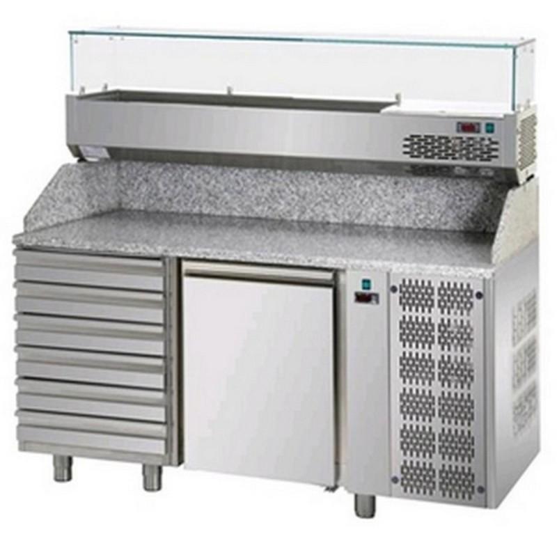 Banco frigo alimentare AFP/ PZ02EKOC6/VR4150VD
