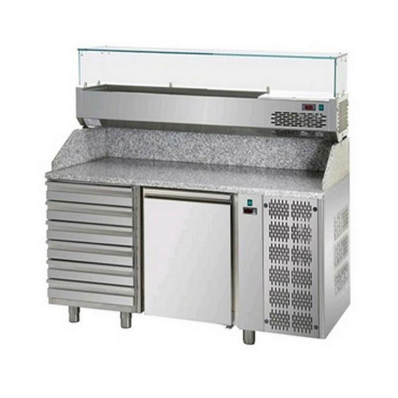 Banco frigo pizzeria AFP/PZ02EKOC6/VR4150VD