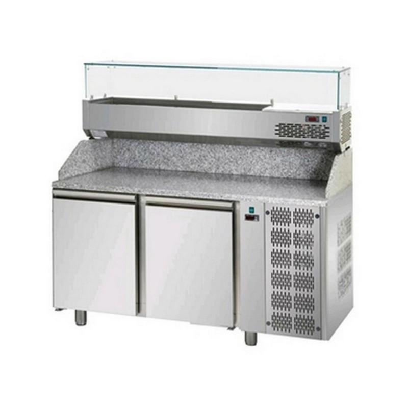 Banco frigo pizzeria AFP/PZ02EKOGN/VR4160VD