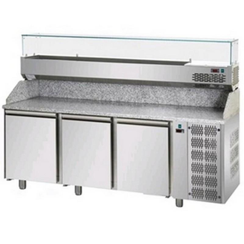 Banco frigo alimentare AFP/ PZ03MID80/VR4215VD