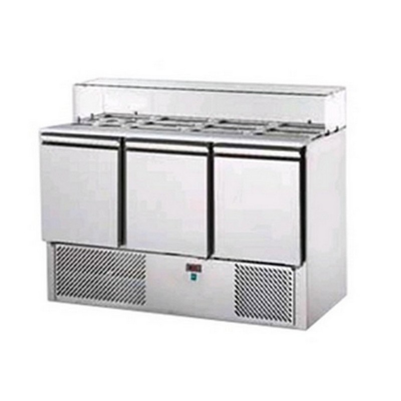 Saladette pizzeria refrigerata AFP/SL03VD