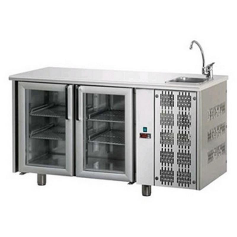 Banco frigo pizzeria AFP/TF02MIDPVL
