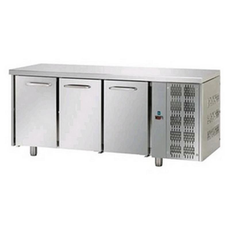 Banco frigo pizzeria in acciaio inox  AFP/TF03EKOGN