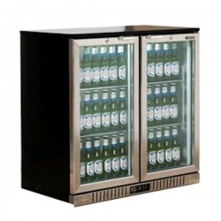 Espositore vetrina refrigerata verticale AFP/S198XH
