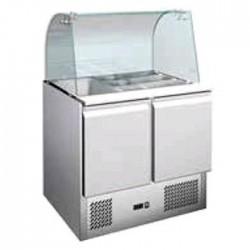 Saladette refrigerata tn AFP/900G