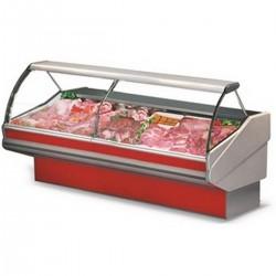 Banco frigo alimentare ventilato AFP/UV2001V