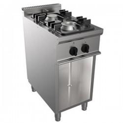 Cucina a gas professionale AFP/ E7/E7CUPG2BA.1M1G