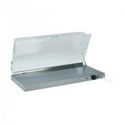 Piano riscaldato con cupola in plexiglass  AFP/PCC4710