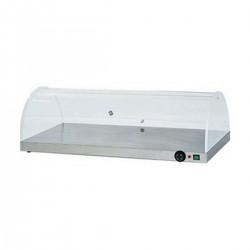 Piano riscaldato con cupola in plexiglass AFP/PCC4730