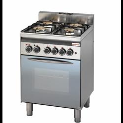 Cucina a gas professionale AFP/ FU-6060CFGE