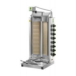 Girarrosto verticale a gas AFP/ GYR80MD