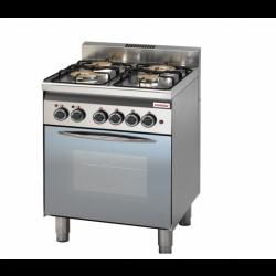 Cucina a gas professionale AFP/ FU-6060