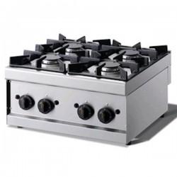 Cucina a gas professionale AFP/ EN64G