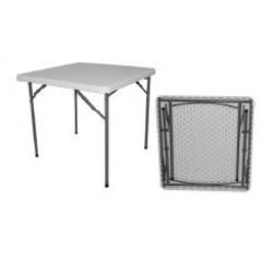Tavolo pieghevole quadrato AFP/ Q87_L40D51