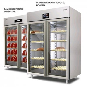 Armadio stagionatura STG1500 GLASS