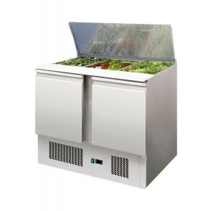 Banco frigo pizzeria AFP/S902
