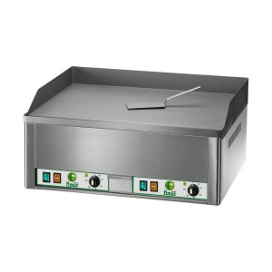 Fry top elettrico AFP/FRY2LC