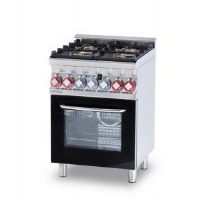 Cucina a gas professionale AFP/ CFM4-66GEM