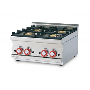 Cucina a gas professionale AFP/ PCT-98G