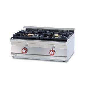 Cucina a gas professionale AFP/ PC2T-68G