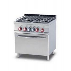 Cucina a gas professionale AFP/ CF4-78GPE