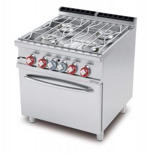 Cucina ad acqua a gas AFP/ CFA4-78GP