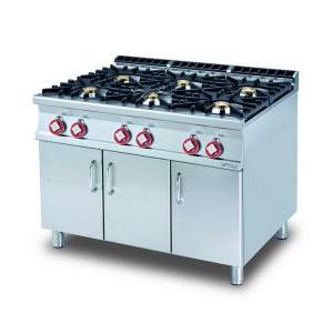 Cucina a gas professionale AFP/ PC-912G