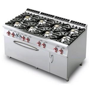 Cucina a gas professionale AFP/ CF8-916GV