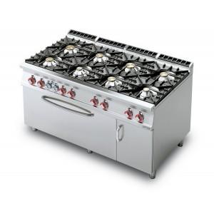 Cucina a gas professionale AFP/ CF8-916GEV