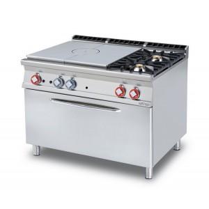 Cucina a gas professionale AFP/ TPF2-912GE