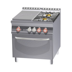 Cucina a gas professionale AFP/ TPF2-98G