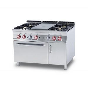 Cucina a gas professionale AFP/ TPF4-912GV